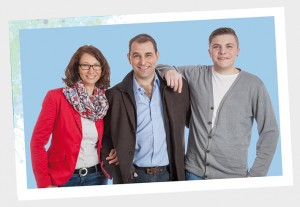 Familie Ponetsmüller, Pfaffenhofen